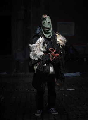 Le Carnaval sauvage de Bruxelles